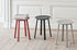 Revolver Stool - pivoting / h 48 cm - Metal by Hay