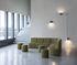 Applique Structural LED - / 16 x 16 cm di Vibia