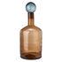 Carafe Bubbles & Bottles XXL / Verre - Set de 4 / H 87 cm - Pols Potten