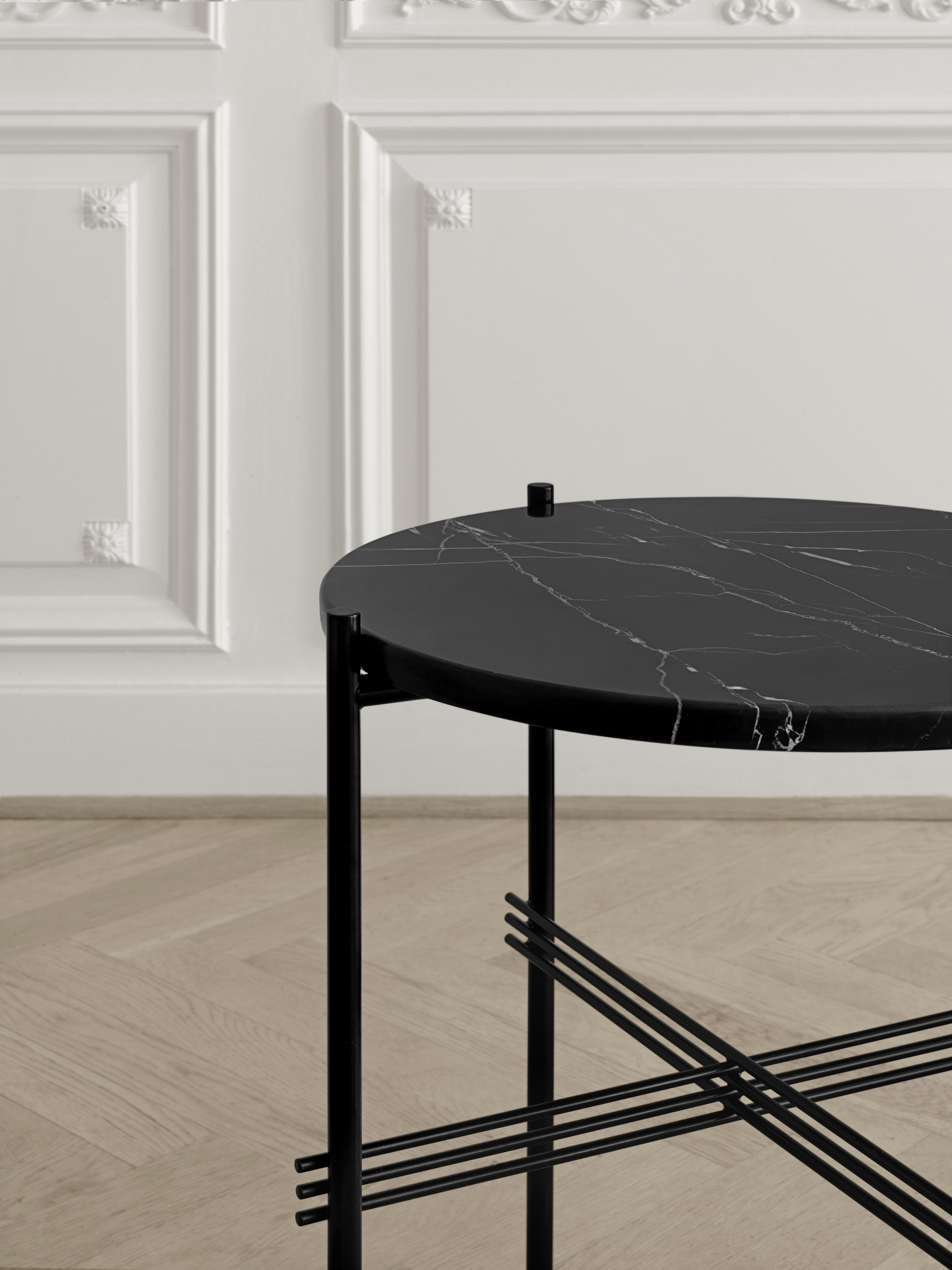 Coffee Table Ts By Gubi Black Made In Design Uk