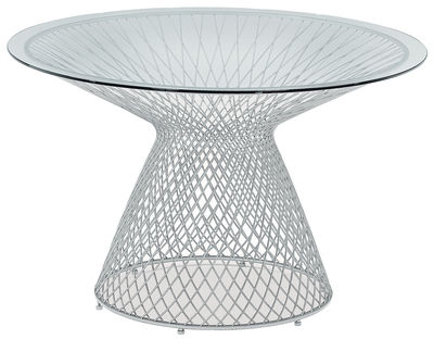 Table ronde Heaven / Ø 120 cm - Emu aluminium en métal