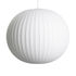 Bubble Ball Pendant - / Large - Vertical patterns by Hay