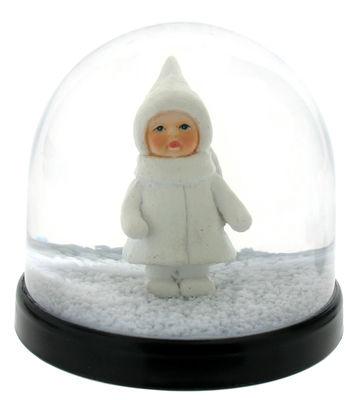 Dekoration - Dekorationsartikel - Schneekugel Kinderfigur - & klevering - Kinderfigur - Plastik
