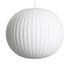 Sospensione Bubble Ball - / Large - Motivi verticali di Hay