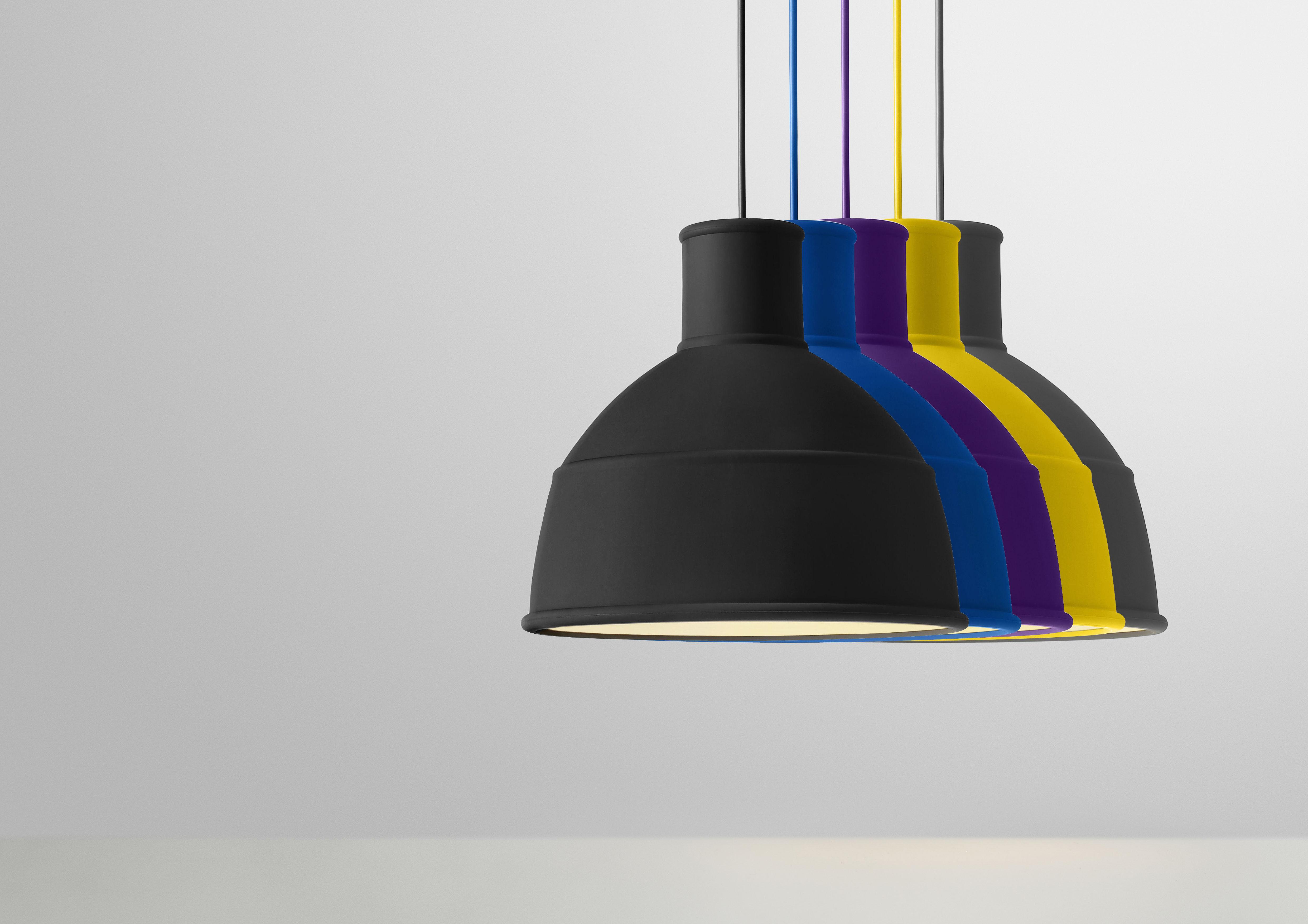 suspension muuto unfold noir made in design