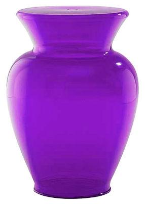 Mobilier - Tables basses - Tabouret La Bohême / Plastique - Kartell - Violet - Polycarbonate