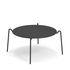 Rio R50 Coffee table - / Ø 104 cm - Metal by Emu