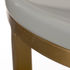 End table - / Ø 40 x H 55 cm - Marble look by Pols Potten