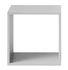 Etagère Stacked 2.0 / Medium carré 43x43 cm / Sans fond - Muuto