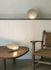Lampe de table Musa / Version couchée - Ø 26 cm - Vibia