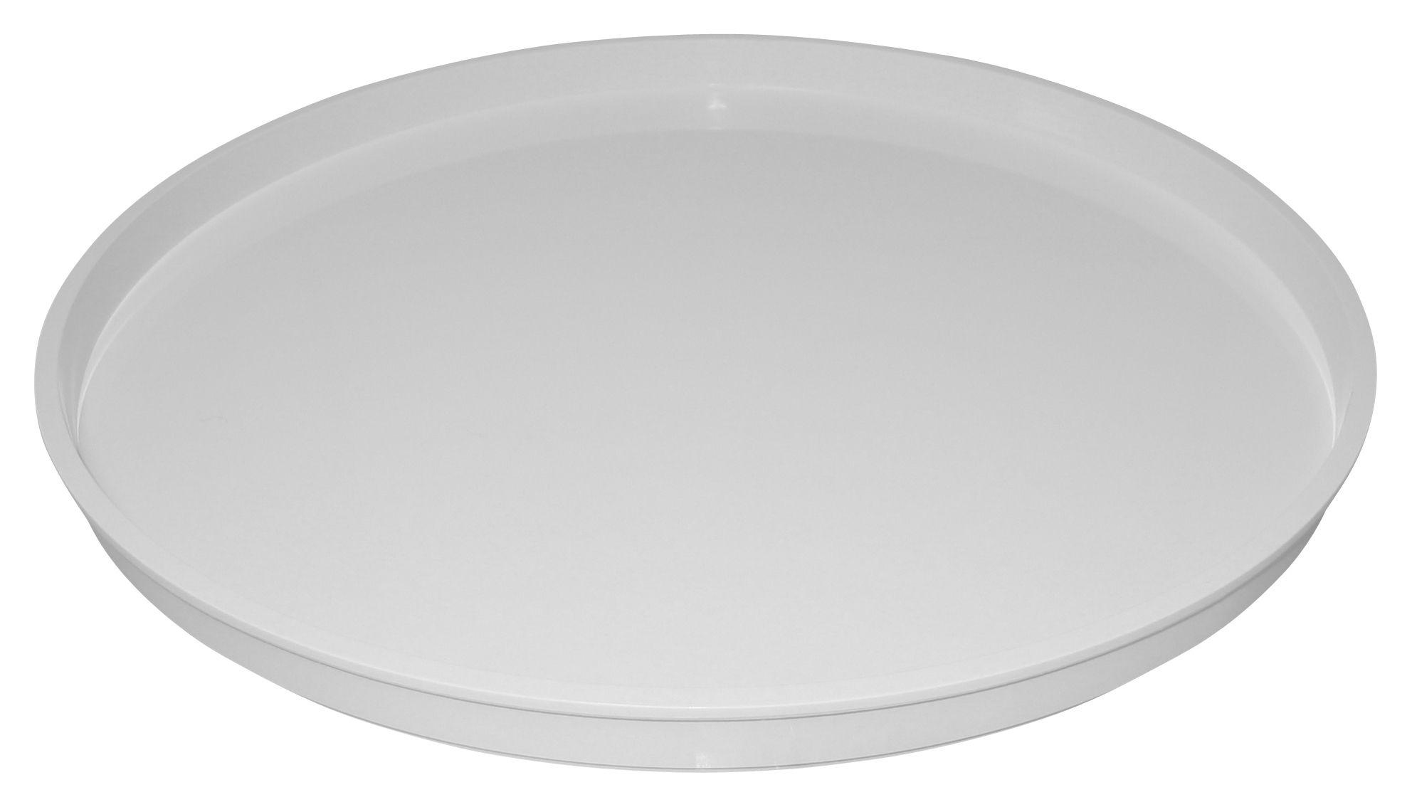 Möbel - Möbel für Teens - Tablett Für Componibili 1 Element - Kartell - Weiß - ABS