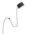 Applique con presa Post - / LED - spot magnetico orientabile di Muuto