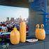 Bottiglia isotermica Food à porter - / 50 cl - con infusore e filtro da té di Alessi