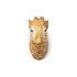 Animal Hook - / Giraffe - Hand sculpted by Ferm Living