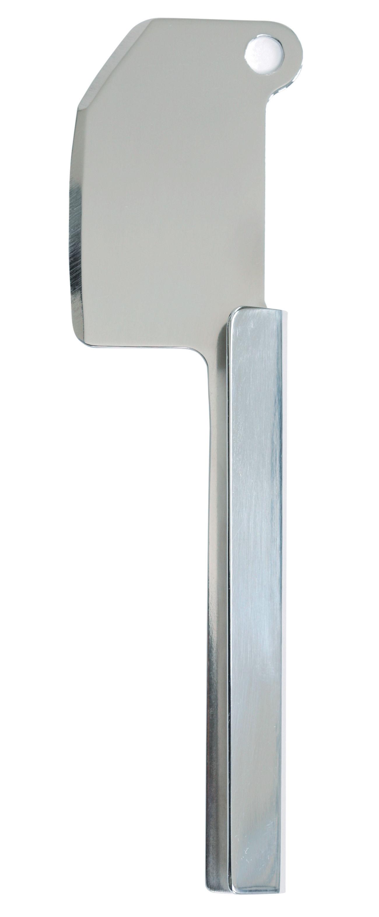 Küche - Küchenmesser - Plié Käsemesser - ENOstudio - Edelstahl - polierter Edelstahl