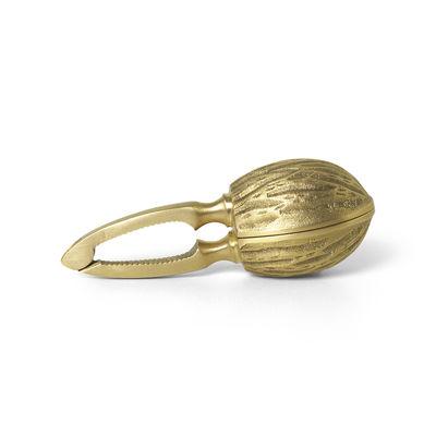 Kitchenware - Kitchen Equipment - Forest Nut cracker - / Brass by Ferm Living - Brass - Solid brass