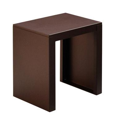 Furniture - Stools - Rusty Irony Stool - Stool by Zeus - Rust - Phosphated steel