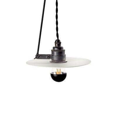Suspension Luna Small / Orientable - Ø 18 cm / Porcelaine & acier - Serax blanc en métal/céramique