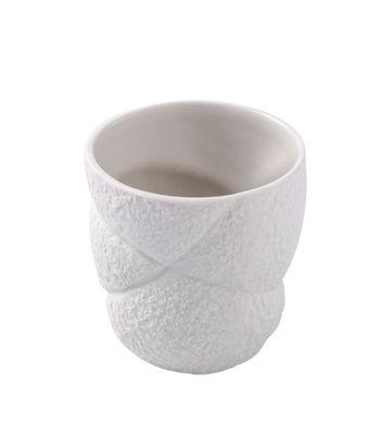 Tasse à café Succession / Porcelaine - Fait main - Petite Friture blanc en céramique