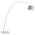 Twiggy Elle Floor lamp - / LED - H 232 to 251 cm / Depth 260 cm by Foscarini