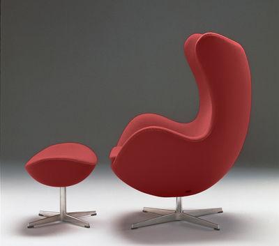 Poltrona Egg Originale Prezzo.Poltrona Girevole Egg Chair Tessuto Di Fritz Hansen