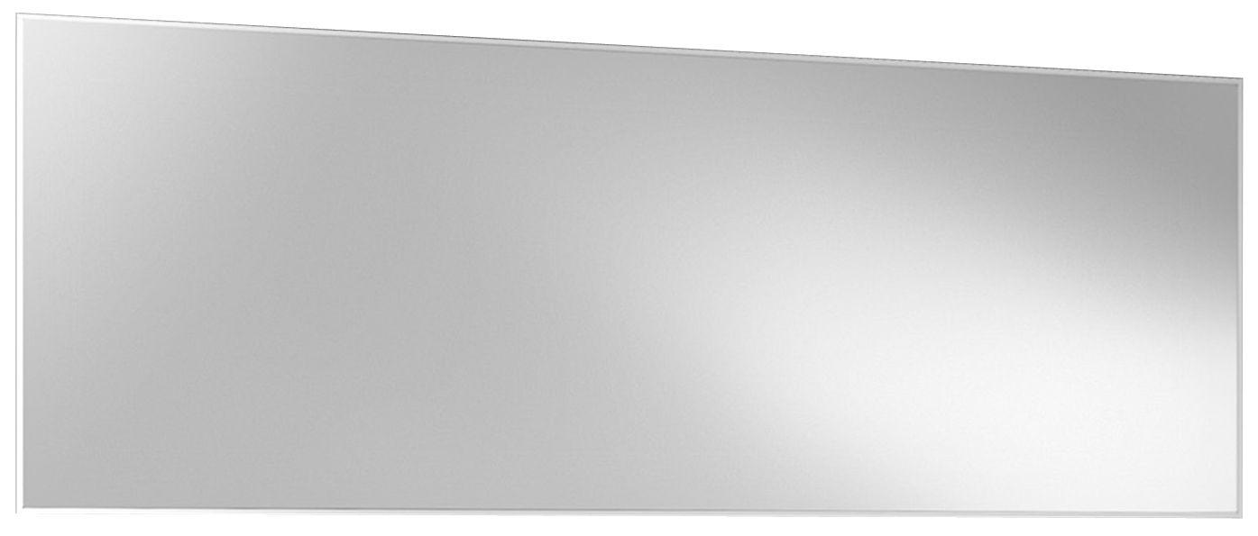 Interni - Specchi - Specchio murale Mirage - / 120 x 40 cm di FIAM - Specchio - Alluminio brillante, Vetro