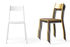 Primasedia Stacking chair - / Steel by Opinion Ciatti
