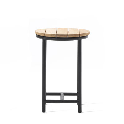 Table d'appoint Wicked / Ø 37 cm - Teck - Vincent Sheppard bois naturel en bois