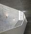 Structural LED Wandleuchte / L 240 cm - Vibia