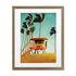 Affiche Emilie Arnoux - 025 Pinapple Feel / 40 x 50 cm - Image Republic