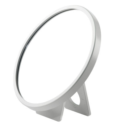 Furniture - Mirrors - Kali Free standing mirrors - Magnifying by Authentics - White - Polycarbonate