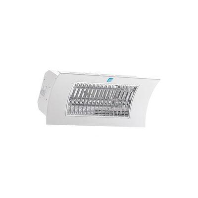 Radiateur électrique d'extérieur Hotty / Chauffe-terrasse - Unopiu blanc en métal