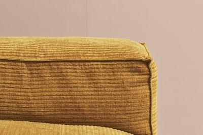 Sofa modulierbar Cosima von Bolia - Gelb | Made In Design