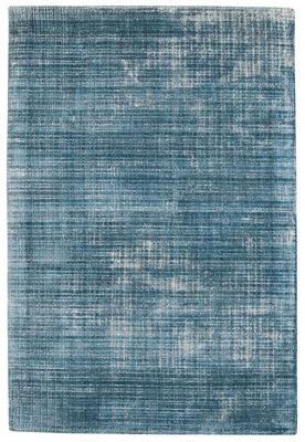 Déco - Tapis - Tapis Murmure / 170 x 240 cm - Toulemonde Bochart - Pétrole - Soie végétale