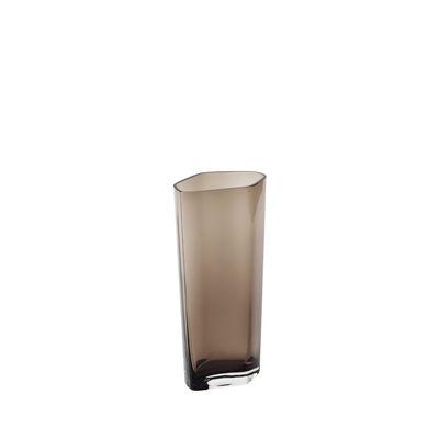 Interni - Vasi - Vaso SC36 - / H 40 cm - Vetro soffiato a bocca di &tradition - H 40 cm / Caramello - Vetro soffiato a bocca