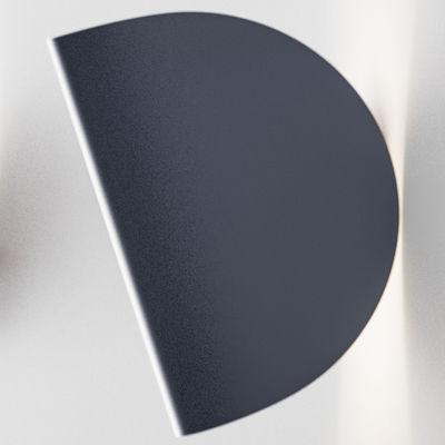 IO LED Wandleuchte - Fontana Arte - Grau