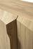 Buffet Stairs - / Rovere massello - L 200 cm / 4 porte di Ethnicraft