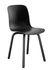 Chaise empilable Substance Indoor / Plastique & pieds métal - Magis