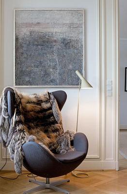 aj floor lamp lighting floor lamps aj lamp 130 cm by louis poulsen sand made in design uk