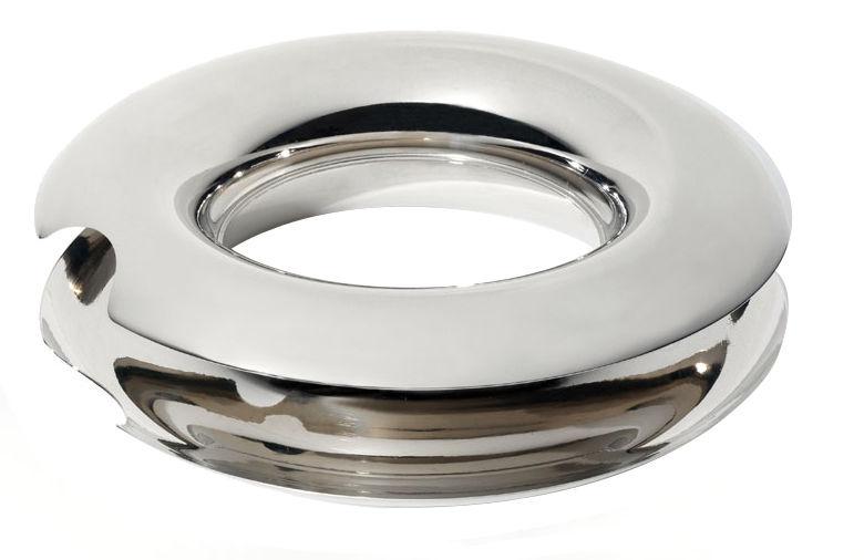 Tischkultur - Körbe, Fruchtkörbe und Tischgestecke - Loop Fruchtbehälter - Alessi - Stahl - rostfreier Stahl
