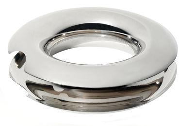Tableware - Fruit Bowls & Centrepieces - Loop Fruit holder by Alessi - Steel - Stainless steel