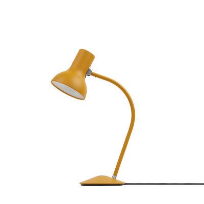 Lampe de table Type 75 Mini / H 46 cm - Anglepoise jaune en métal