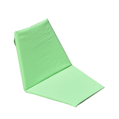 Outdoor - Poufs, Cushions & Rugs - Sego Pliable seat - / Rug by Cacoon - Green - Polyester cloth