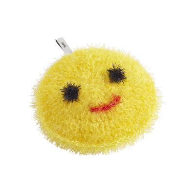 Accessories - Bathroom Accessories - Léon Sponge by Hay - Yellow - Polyester