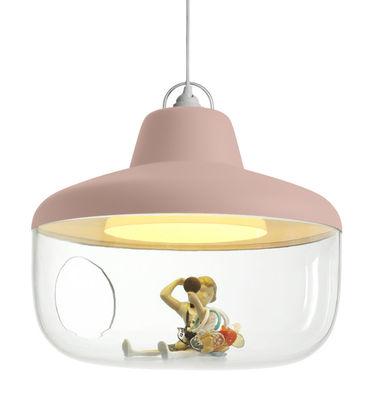 Déco - Pour les enfants - Suspension Favourite things / Vitrine - ENOstudio - Rose pâle - Polycarbonate, Polypropylène