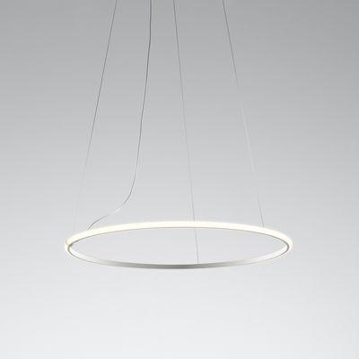 Suspension Olympic LED / Ø 60 cm - Fabbian blanc en métal