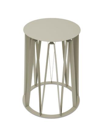 Table d´appoint Achille / Ø 45 x H 58 cm - Métal - Presse citron mastic en métal