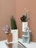 Ridge Large Vase - / H 48 cm by Muuto