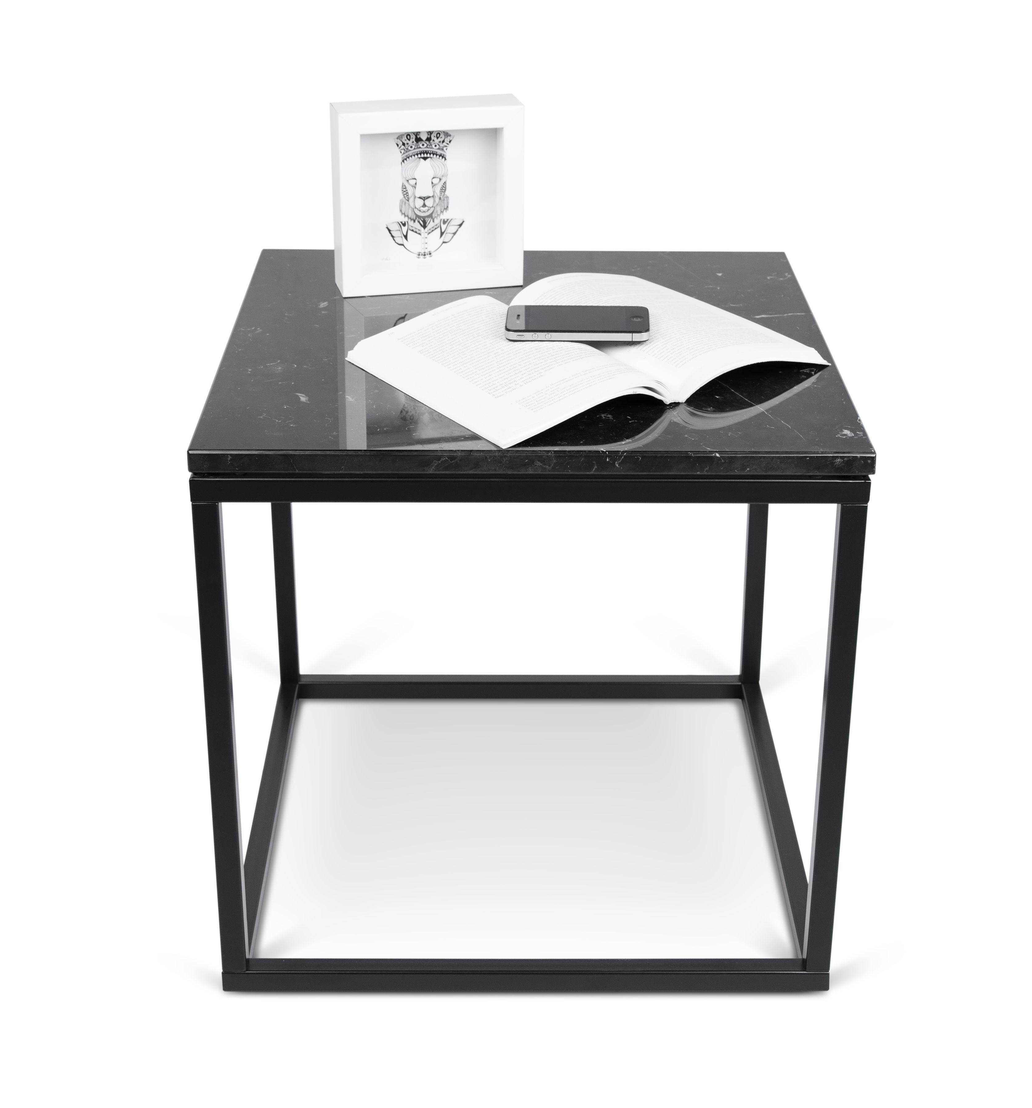 Couchtisch Marble Von Pop Up Home Tischplatte Schwarz