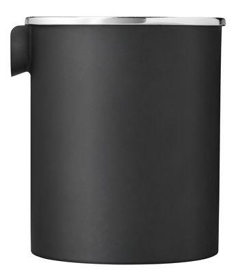 Cuisine - Sucriers, crémiers - Crémier Classic Reverse / Pot à lait - Edition limitée - Stelton - Noir / Couvercle argent - ABS
